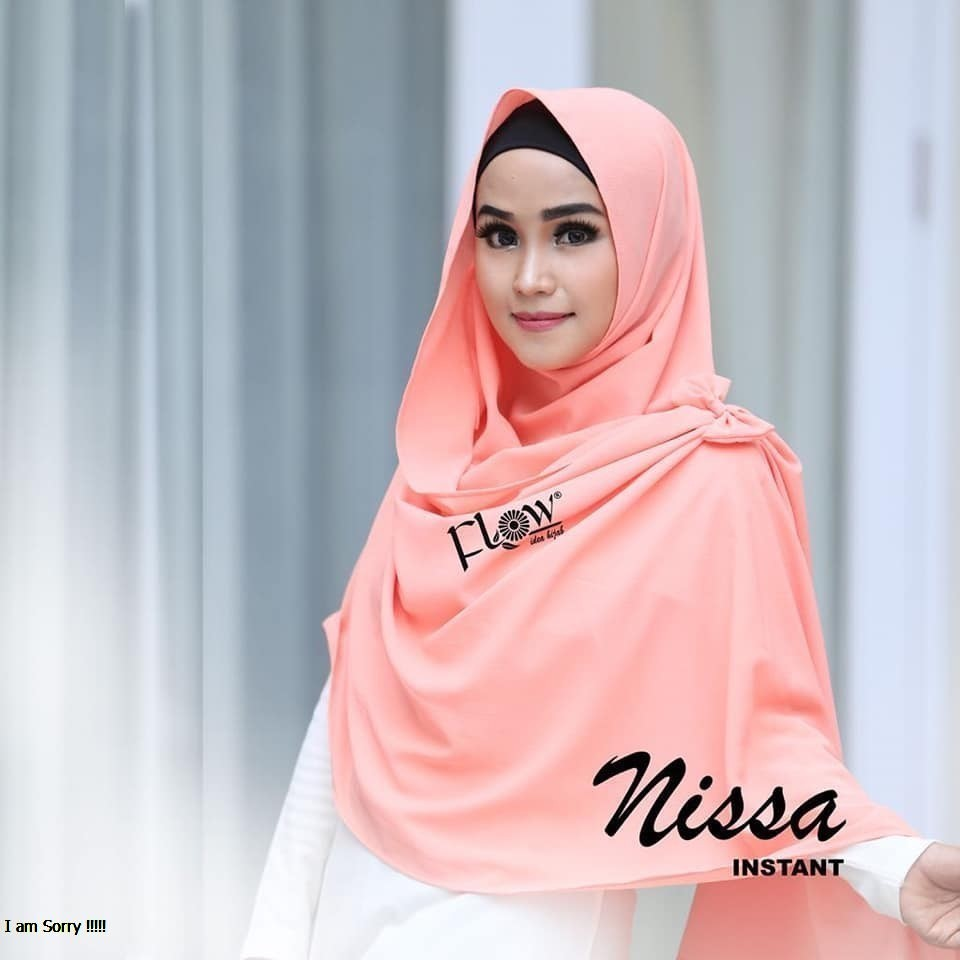 GROSIR Jilbab Instant Nissa Sabyan By Flow Idea Jilbab Instan Pasmina Instant
