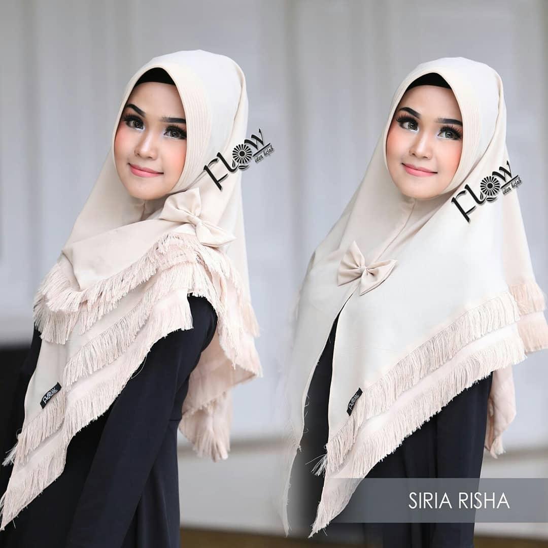 Siria Feather Risha Jilbab Instan Cantik Murah Berkualitas Pasmina Instan Cantik Murah Berkualitas Jilbab Instan Pasmina Instant